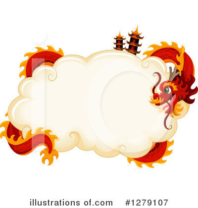 Dragon Clipart #1279107 by BNP Design Studio