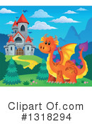 Dragon Clipart #1318294