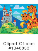 Dragon Clipart #1340833