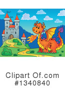 Dragon Clipart #1340840