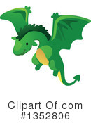 Dragon Clipart #1352806 by BNP Design Studio