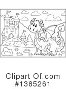 Dragon Clipart #1385261