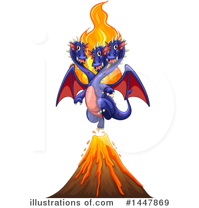 Fire Clipart #1447869 by Graphics RF
