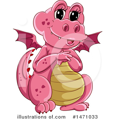 Dragon Clipart #1471033 by Graphics RF
