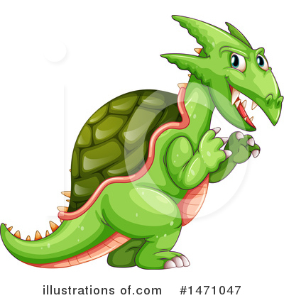 Dragon Clipart #1471047 by Graphics RF