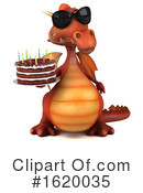 Dragon Clipart #1620035 by Julos