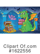 Dragon Clipart #1622556 by visekart