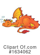 Dragon Clipart #1634062 by visekart