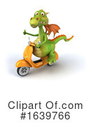 Dragon Clipart #1639766 by Julos