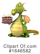 Dragon Clipart #1646582 by Julos