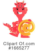 Dragon Clipart #1665277 by Morphart Creations