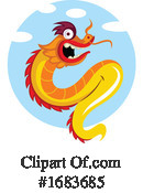 Dragon Clipart #1683685 by Morphart Creations