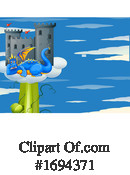 Dragon Clipart #1694371 by Graphics RF