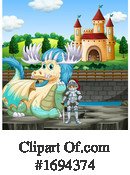 Dragon Clipart #1694374 by Graphics RF