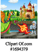 Dragon Clipart #1694379 by Graphics RF