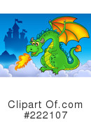 Dragon Clipart #222107 by visekart