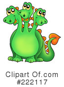 Dragon Clipart #222117 by visekart