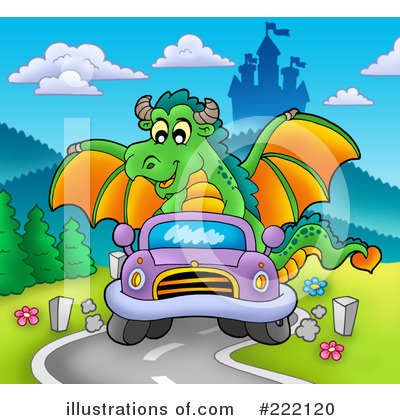 Driving Clipart #222120 by visekart