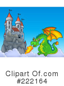 Dragon Clipart #222164 by visekart