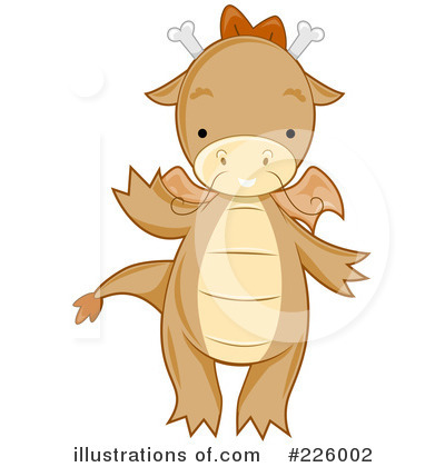 Dragon Clipart #226002 by BNP Design Studio