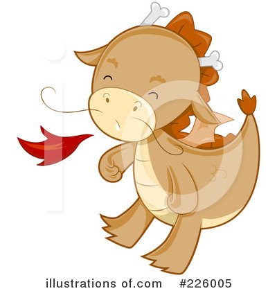 Dragon Clipart #226005 by BNP Design Studio