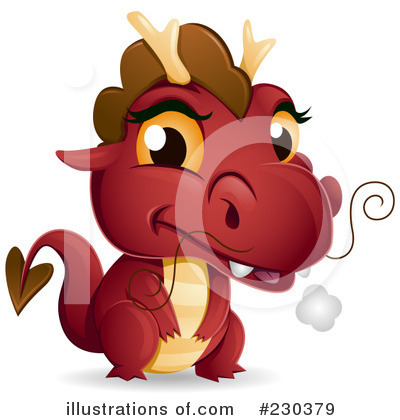 Dragon Clipart #230379 by BNP Design Studio