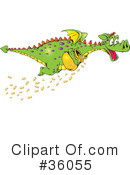 Dragon Clipart #36055