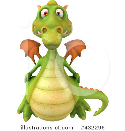 Dragon Clipart #432296 by Julos