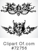 Dragon Clipart #72756 by BestVector