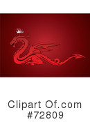 Dragon Clipart #72809