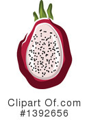 Dragon Fruit Clipart #1392656