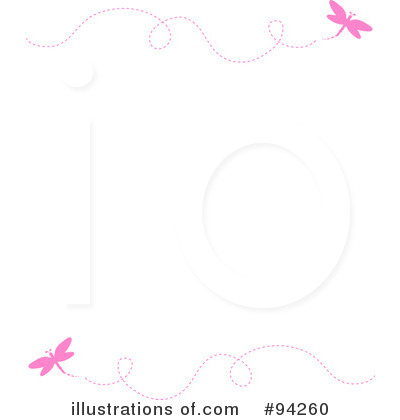 Dragonfly Clipart #94260 by Pams Clipart