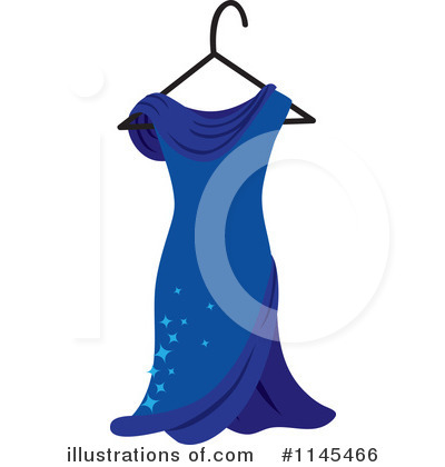 Dress Clipart #1145466 by Rosie Piter