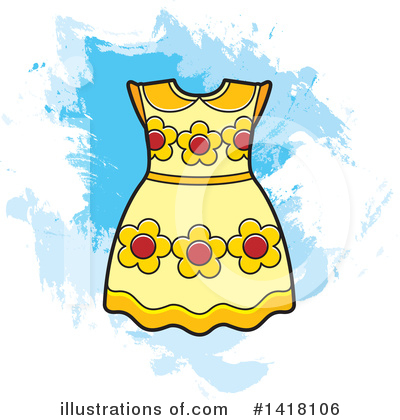 Fashion Clipart #1418106 by Lal Perera