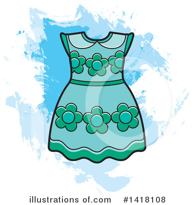 Fashion Clipart #1418108 by Lal Perera