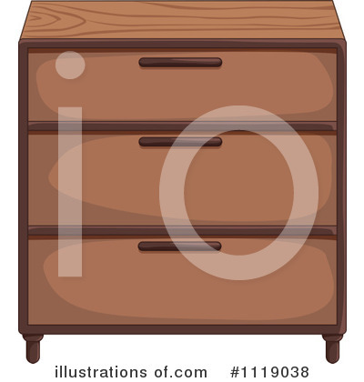 Cabinet Clipart #1119038 by Graphics RF