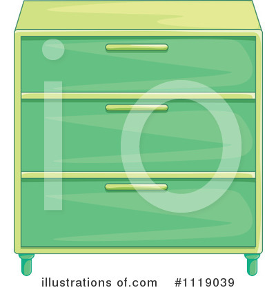 Cabinet Clipart #1119039 by Graphics RF