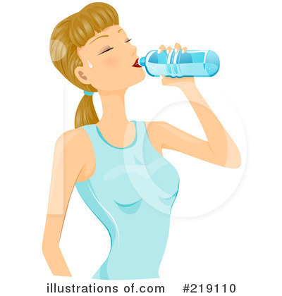 Drinking Clipart #219110 by BNP Design Studio