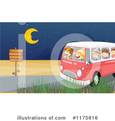 Kombi Clipart #1175816 by Graphics RF