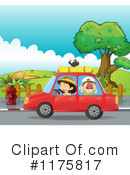 Drive Clipart #1175817 by Graphics RF