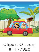 Royalty-Free (RF) Drive Clipart Illustration #1177928