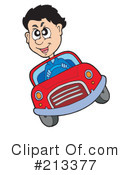 Driver Clipart #213377 by visekart