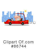 Driver Clipart #86744 by Hit Toon