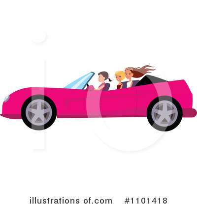 Driving Clipart #1101418 by Monica