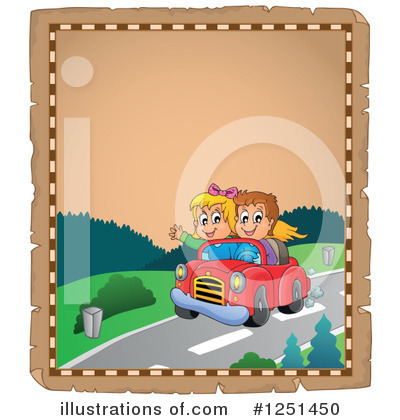 Driving Clipart #1251450 by visekart