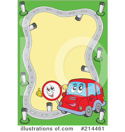 Driving Clipart #214461 by visekart