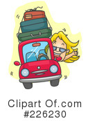 Driving Clipart #226230 by BNP Design Studio