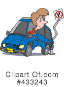 Driving Clipart #433243 by toonaday