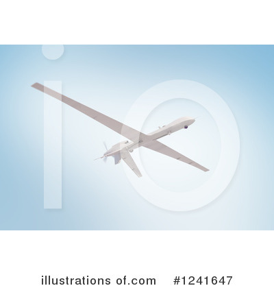 Airplane Clipart #1241647 by Mopic