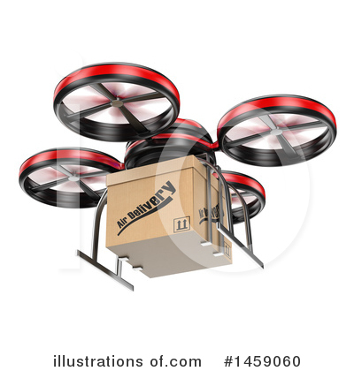 Drone Clipart #1459060 by Texelart